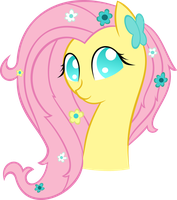 Manes and Flowers - Vector by KalleFlaxx