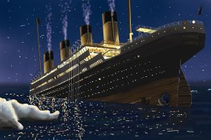 Death of Titanic by TitanicFanatic