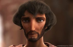 The Prince of Egypt by pascalr