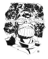 Thanos by deankotz
