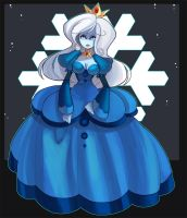 -Ice Queen- by RotoDisk