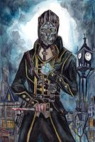 Dishonored - Corvo by BreakfastTears