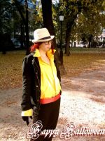 KHR-Sweet Halloween by Hancee