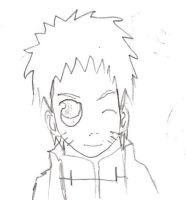 Seventh hokage chibi by Fran48