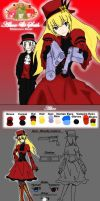 C.D - Alice and Seth Ref.Sheet by Shinigami-Mero-Chan