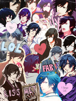 Tokiya Ichinose Collage by TokiyaLuvah