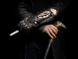 The Head and the Claw /AC Syndicate Jacob Cosplay by KrishnaDammertArt