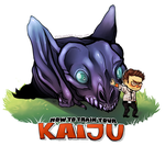 How to Train Your Kaiju by cannorachan