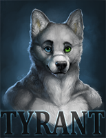 Badge- Tyrantwolf by rajewel