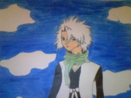 Toshiro Hitsugaya by CoCoKitty77