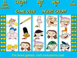 Hey Arnold slots by dev-catscratch