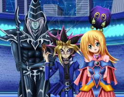 .: YGO : The King of Games :. by Sincity2100