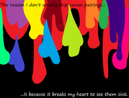 What colour does your heart bleed? by BlackRougeRaven
