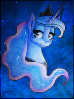 princess of the stars by Puffedwarrior