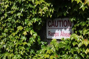 Caution Ramp Ahead by happienoodleboy