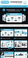 Modern PowerPoint Business Presentation Template by renefranceschi