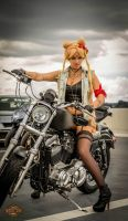 Bosozoku Sailor Scouts BY BABS by LexiStrife