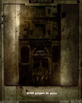The Grand Guignol by ScabbedAngel