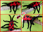 + An Insect Plushie + by Unicornia-Workshop