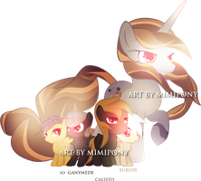 Offer to adopt : Pony 4 [CLOSED] by MimiPony