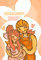 We're gonna be such a happy family by Ask-MusicPrincess3rd