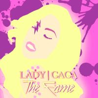 Lady Gaga - The Fame by 4RTPOP