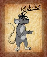Rick Rat CP by RatteMacchiato