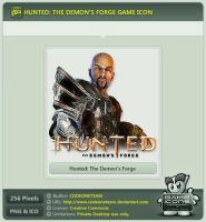 Hunted: The Demon's Forge Icon by CODEONETEAM