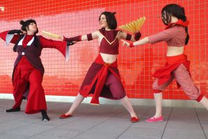 ATLA - Fight or Flight by sparrowhawk51