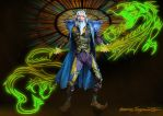 The Dragon Master by BramLeegwater