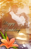 Happy Birthday Vasi by KmyGraphic