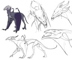 Concept dump by Silverflame88