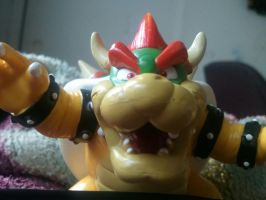 Bowser's looking at you!! by BenorianHardback26