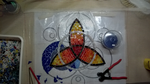 Glass tile mosaic - Day 12 by Rus-ka