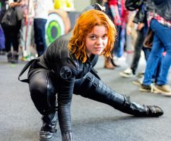 MCM Manchester comic con 2014 by bexa