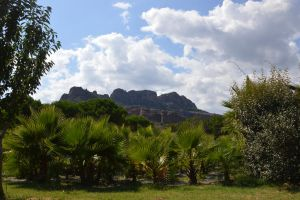 Roquebrune Rock in Provence 1 by A1Z2E3R