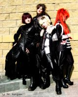 Cosplay - Dir En Grey III by doctor-surgeon