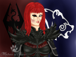 The Warrior by MistressOfHorror