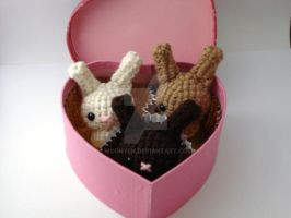 Box of Chocolate Mini Moon Bun by MoonYen