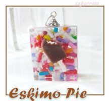 Eskimo Pie Cubie by SugarRoxx