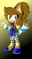 Sonic Boom Sonar Breezy By Sonar15- Color by me by KairoFall