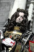 Trinity Blood: Vaclav by Eternal-Jesus