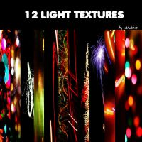 12 Light Textures by KrisPS