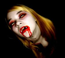 Vampire Annabella-Bloodlust by Darkest-B4-Dawn