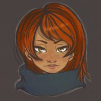 Ginger by FeSSilveira
