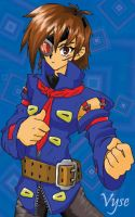 Vyse the Dashing. by Ajax098