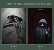 Draw This Again Challenge by RobertCopu