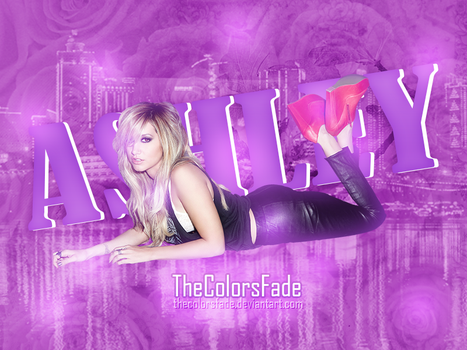 ~#AshleyT.|HEADER by TheColorsFade
