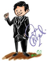 Chiroes: Jose Rizal by goldenblueviolets