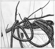 Rope and Branch by PlaidTidings